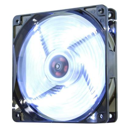 NOX VENTILADOR CAJA COOL FAN. 12CM. 19 DBA. BLANCO