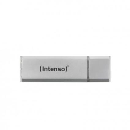 PENDRIVE 32GB USB3.0 INTENSO ULTRA LINE PLATA
