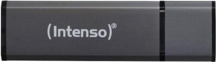 PENDRIVE 32GB USB2.0 INTENSO ALU LINE ANTRACITA