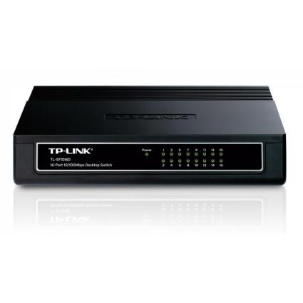 HUB SWITCH 16 PTO 10/100 TP-LINK TL-SF1016DS