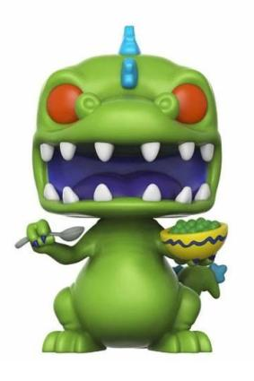 FIGURA POP RUGRATS: REPTAR CEREAL BOX