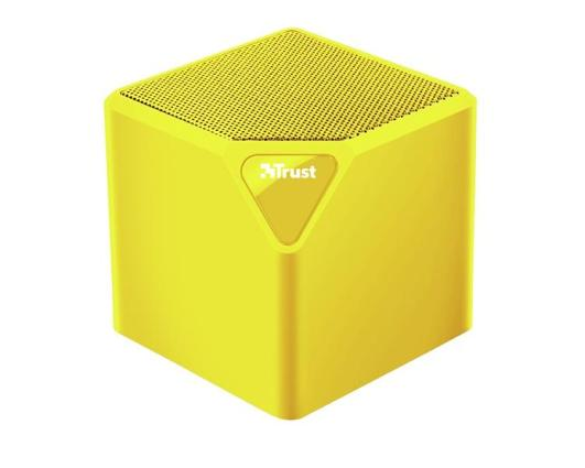 ALTAVOZ PRIMO WIRELESS BLUETOOTH YELLOW TRUST